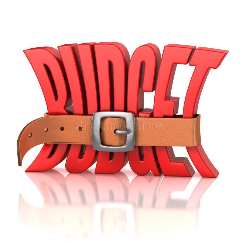 Download Budget Recession, Deficit Stock Illustration - Image: 40113450