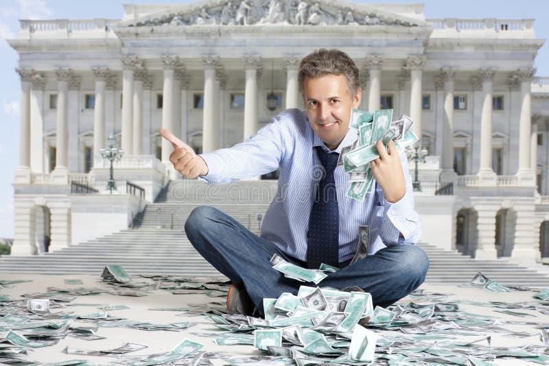 Budget United States Royalty Free Stock Image