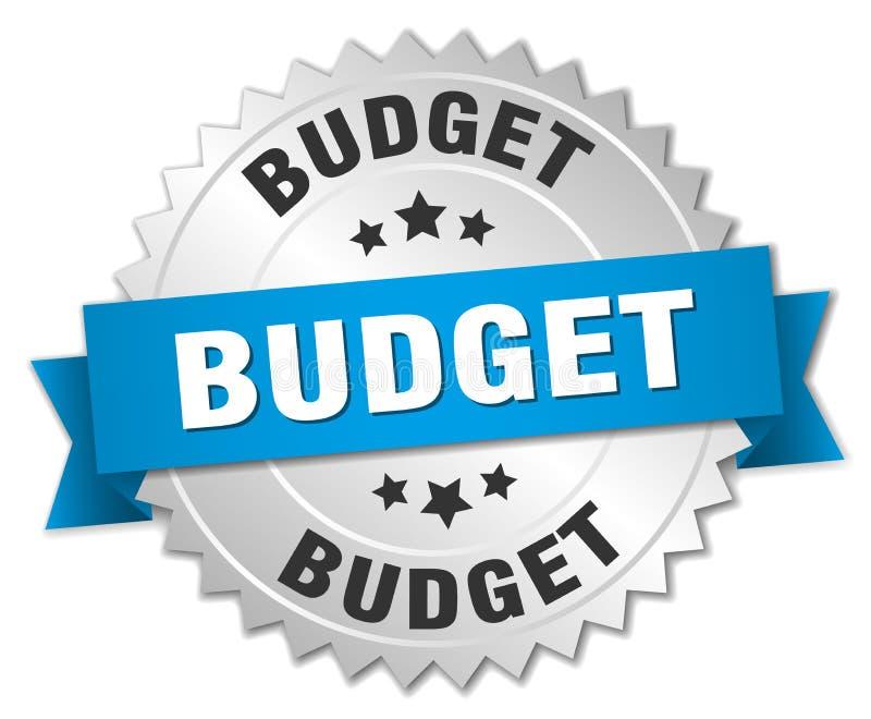 budgeter vektor illustrationer