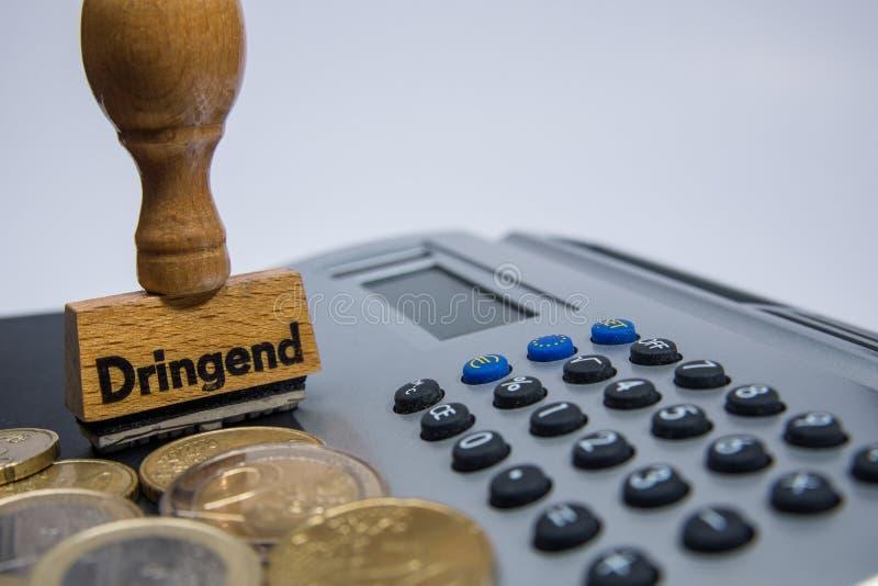budgeting royalty-vrije stock afbeeldingen