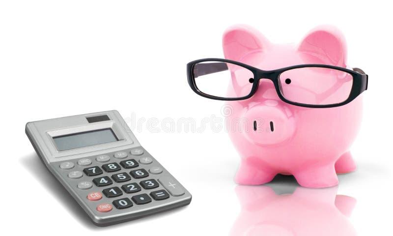budgeting stock foto's