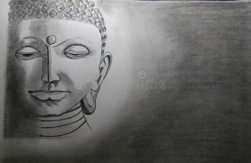 Budha photos stock