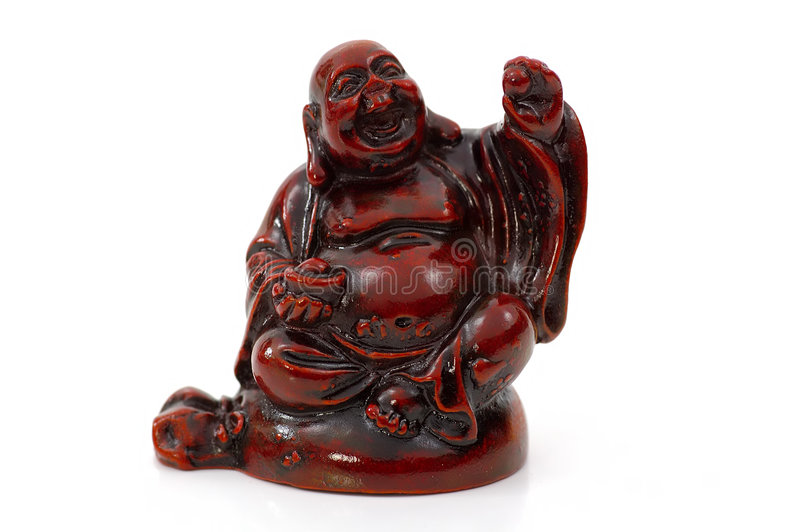 Download Budha d'isolement image stock. Image du idole, religion - 60071