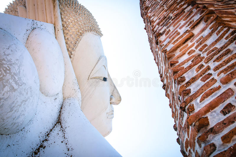 Budha en Tailandia imagenes de archivo