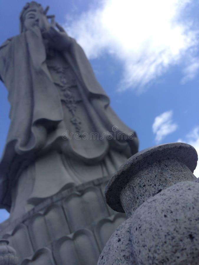 Budha-Himmel lizenzfreie stockfotos