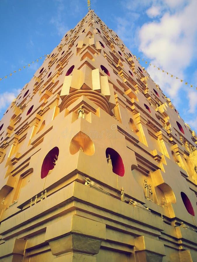 Budha-Khaya lizenzfreie stockbilder