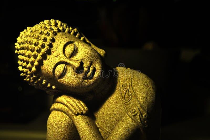 Budhha fotografia royalty free