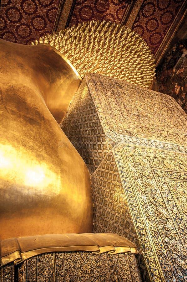 Budhha de descanso imagen de archivo