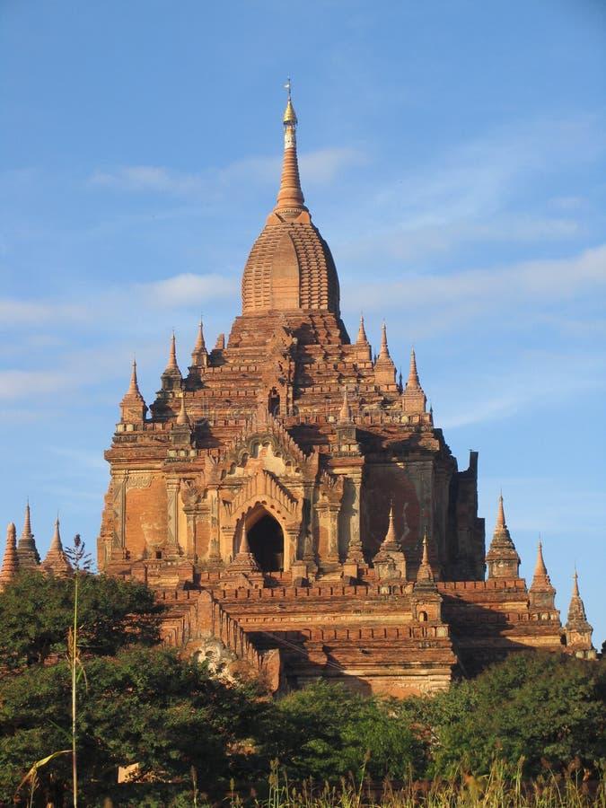 budhistpagoda fotografering för bildbyråer
