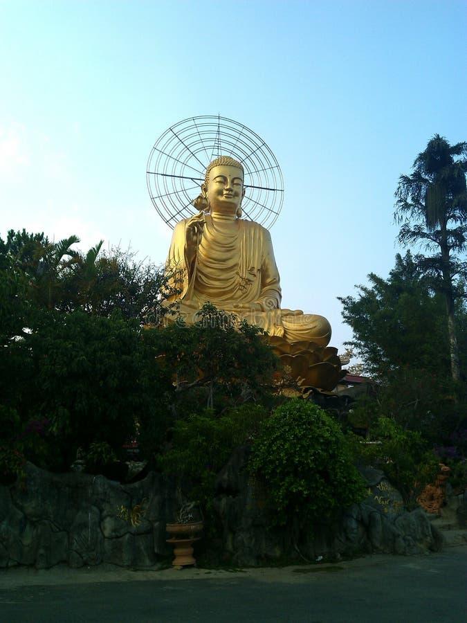 Budism雕象 库存照片