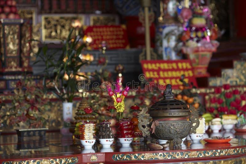 Budismo do tributo foto de stock