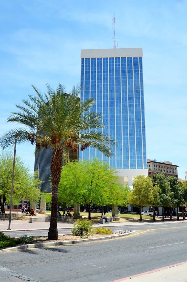 Budować w Tucson obraz royalty free