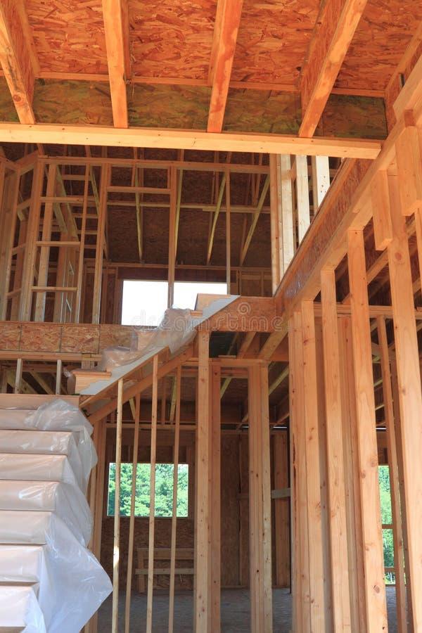 budowa dom obrazy royalty free