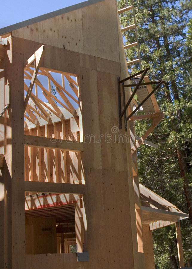 budowa dom obrazy stock
