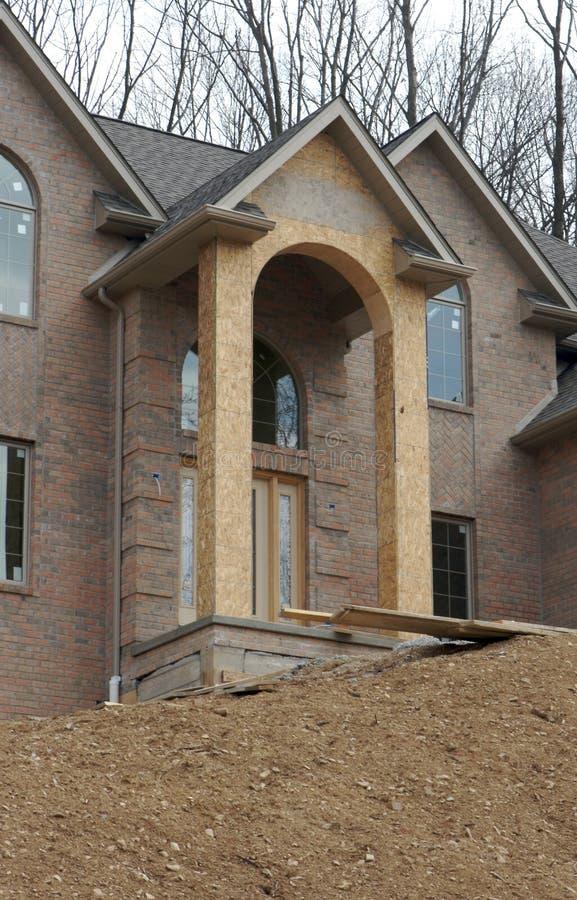 budowa domu zdjęcia royalty free