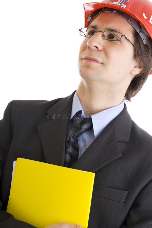 budowa kierownik obraz stock