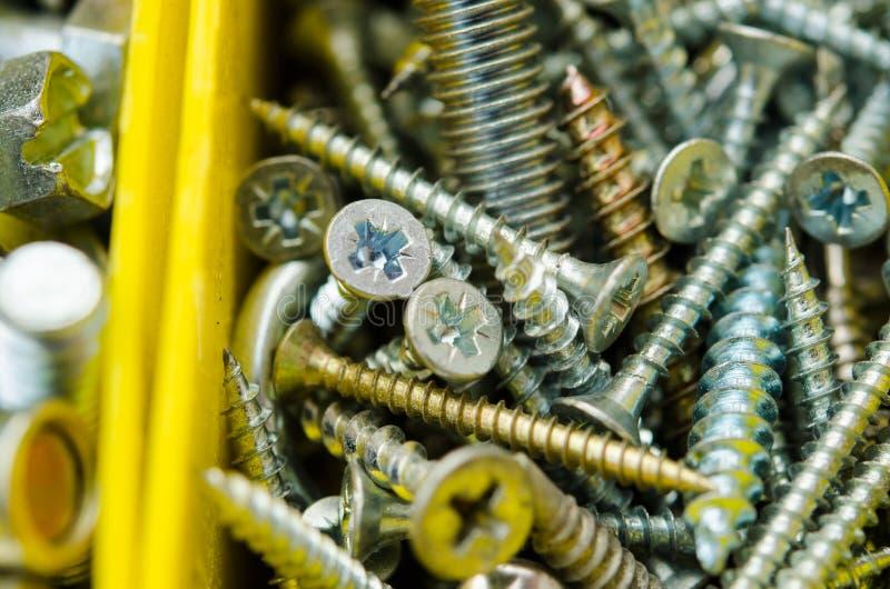 budowa małego sprzeciwia się sprawy Ustawia metal pracy naprawę w b obrazy royalty free