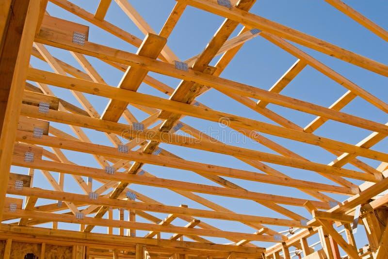 budowa mieszkaniowa zdjęcie stock