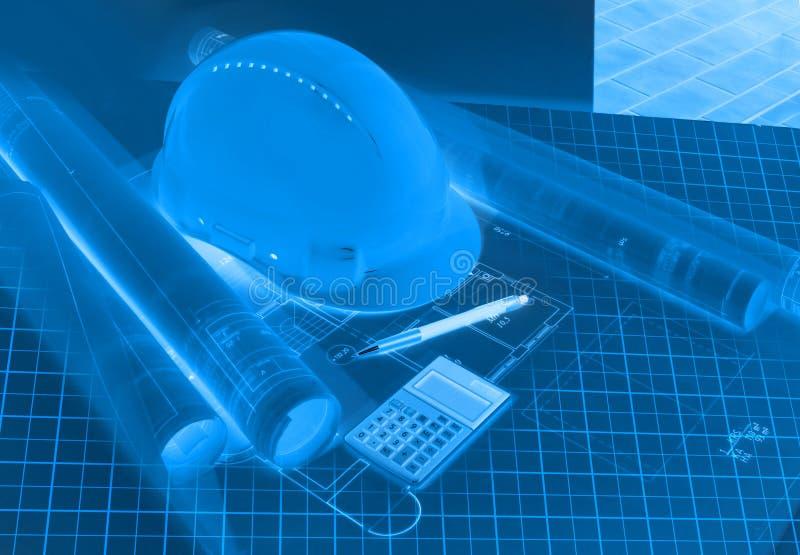 Download Budowa Plany Projektują Wzrok Ilustracji - Obraz: 12038504