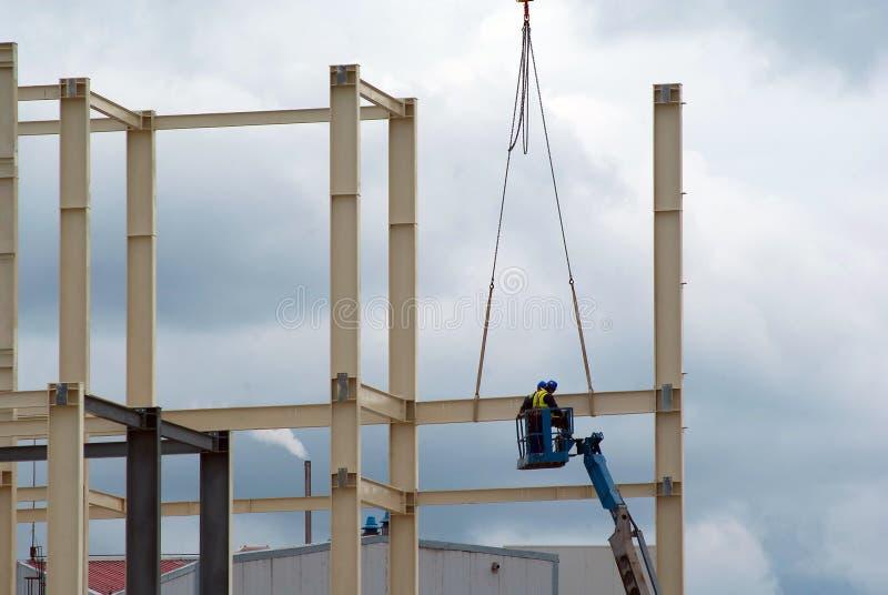 budowa przemysłowa zdjęcie stock