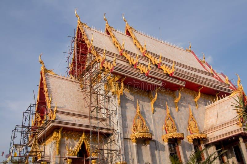 Budowa sanktuarium zdjęcie stock