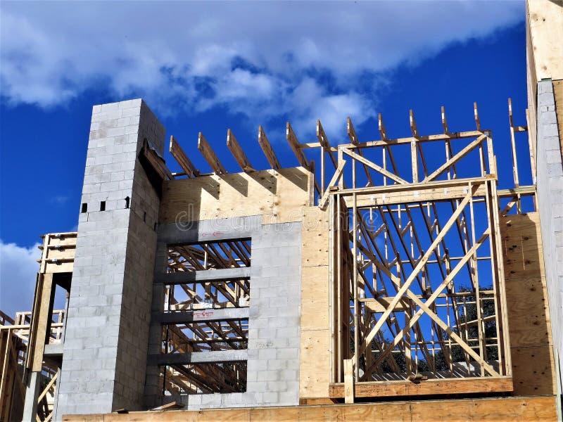 Budowa, Tampa zdjęcie stock