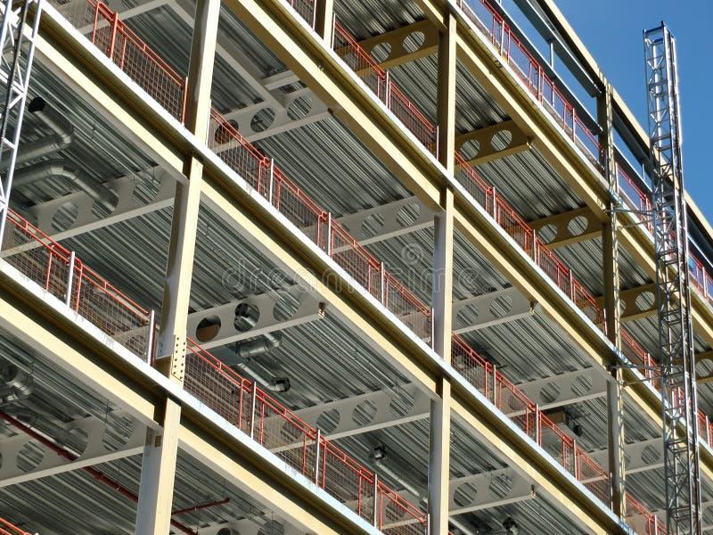 budowa ustanowione cegieł na zewnątrz miejsca obraz royalty free