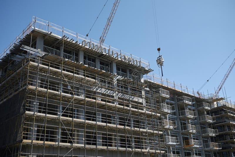 Budowa w Londyn obraz stock