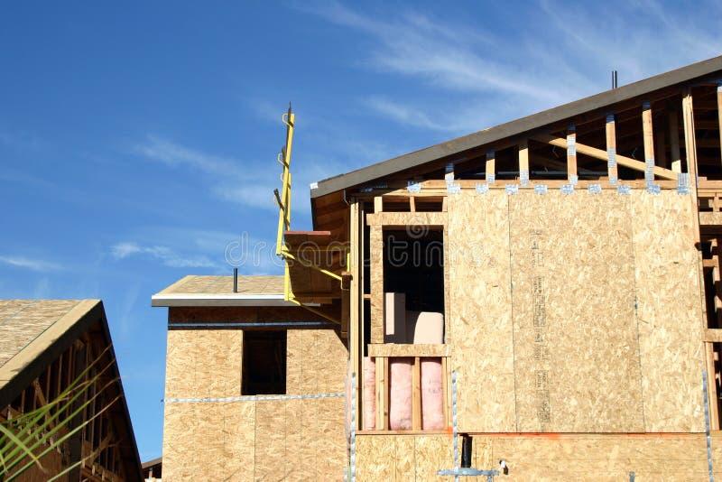 Download Budownictwa obraz stock. Obraz złożonej z konstrukcja, dach - 25783