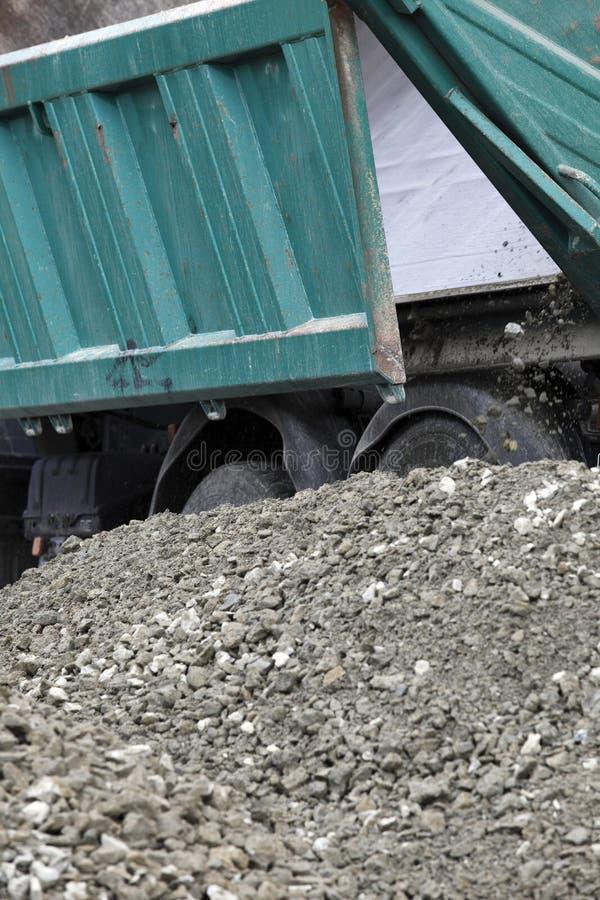 budowy szczegółu ciężarówka zdjęcia royalty free