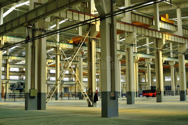 budująca fabryka niedawno zdjęcie royalty free