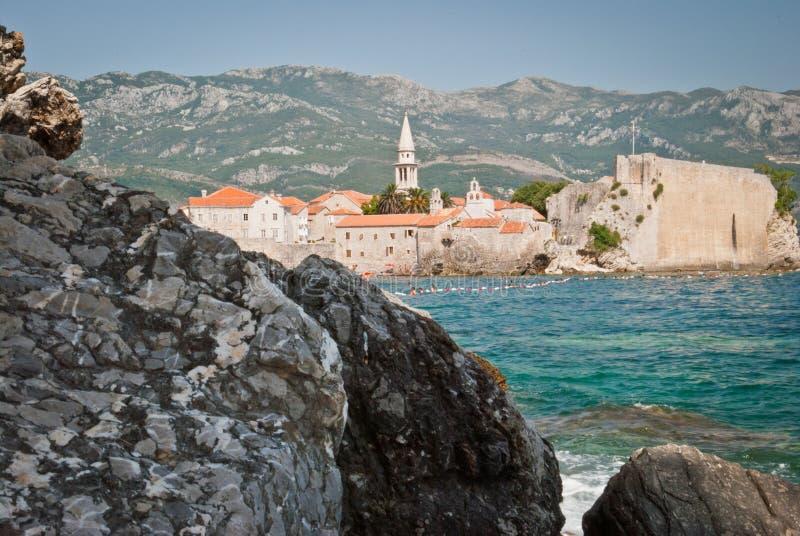 Download Budva 库存图片. 图片 包括有 晴朗, 岩石, 城镇, 节假日, 其它, 手段, montenegro - 30328639