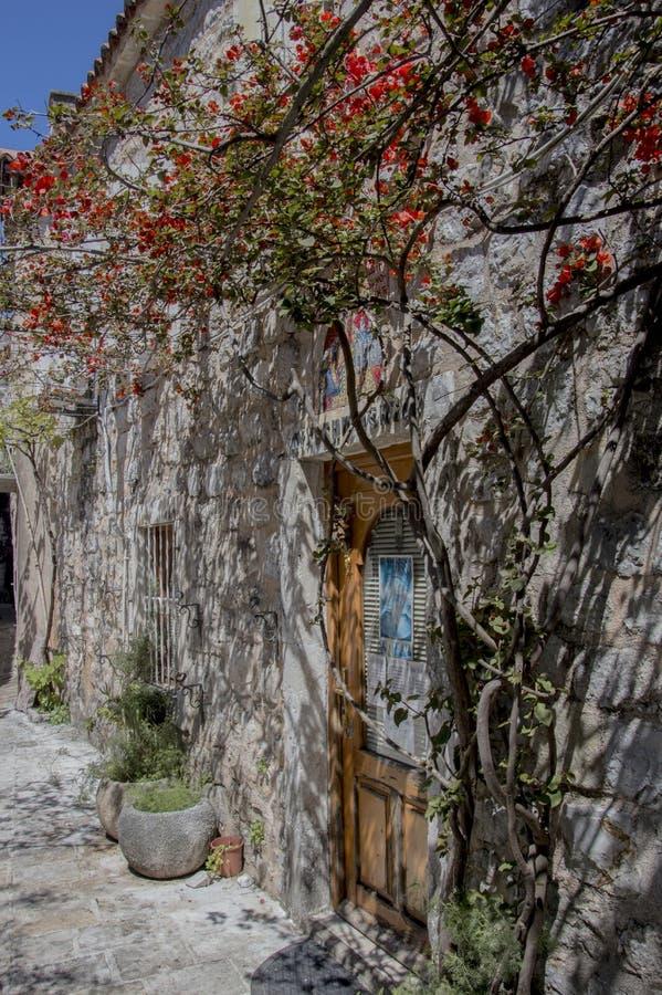 Budva Ciudad vieja imagen de archivo libre de regalías