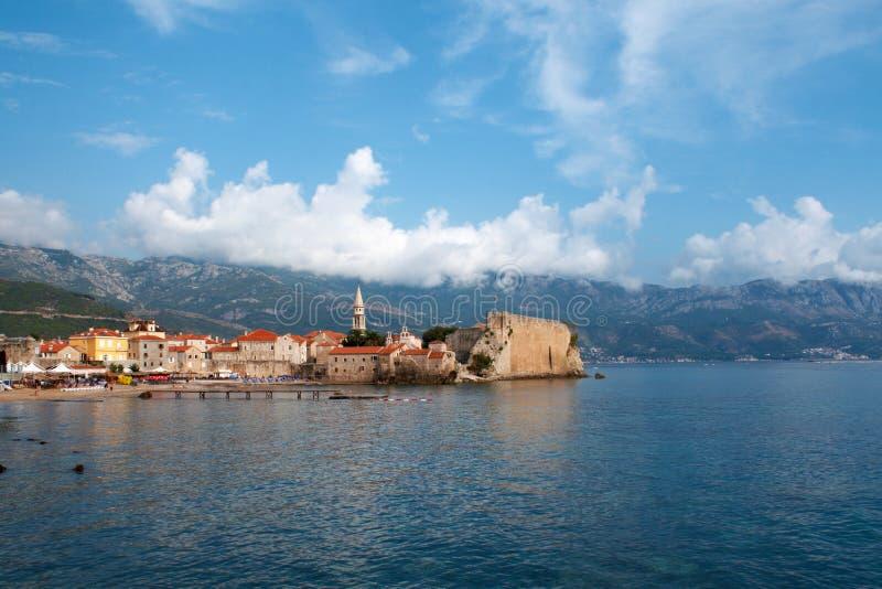Budva, Montenegro fotografia stock libera da diritti