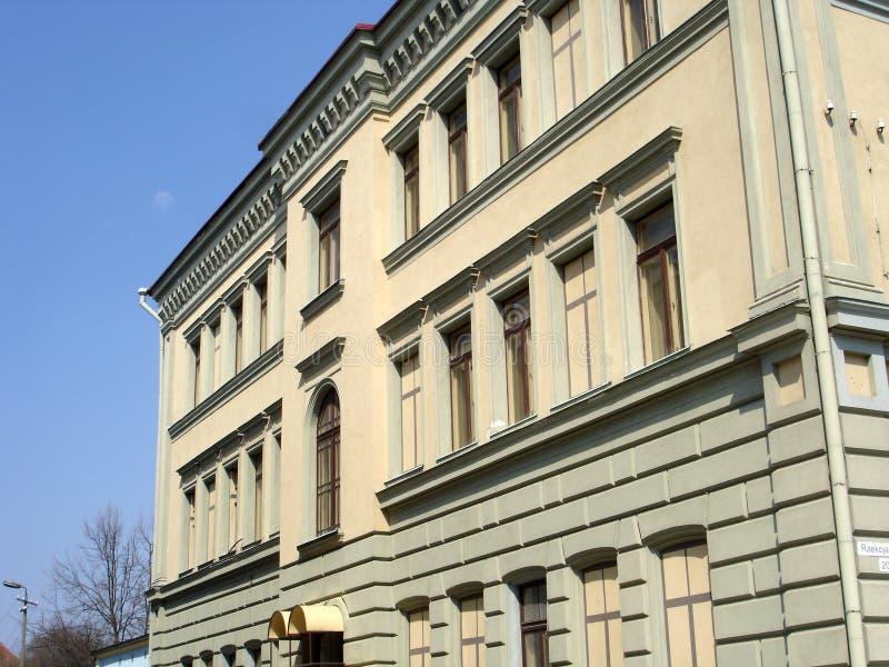 budynek banku zdjęcia stock