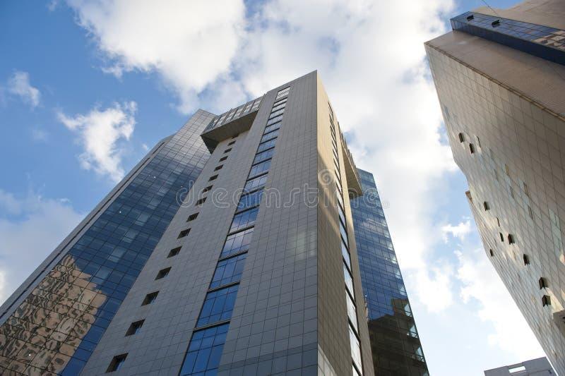 Budynek biurowy zdjęcie royalty free