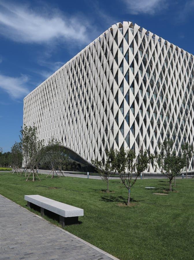 Download Budynek biurowy fasada obraz stock. Obraz złożonej z fasada - 57652663