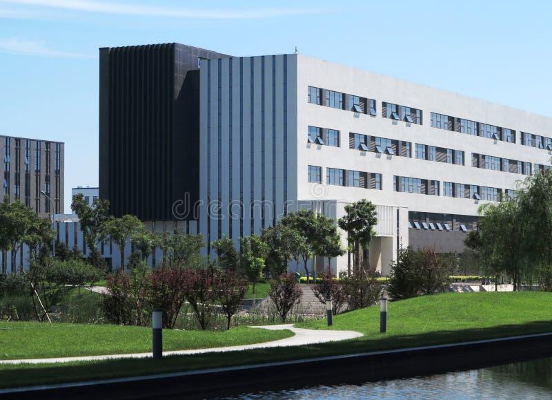 Download Budynek biurowy fasada obraz stock. Obraz złożonej z glassblower - 57653145