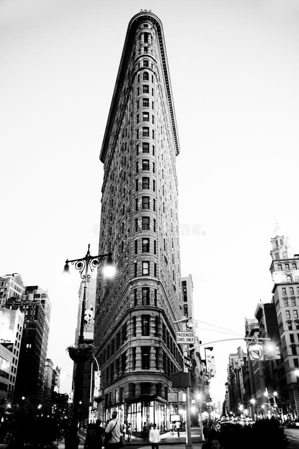 budynek flatiron, nowy jork fotografia stock