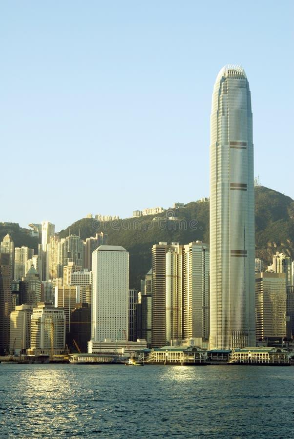 budynek Hongkong zdjęcia royalty free