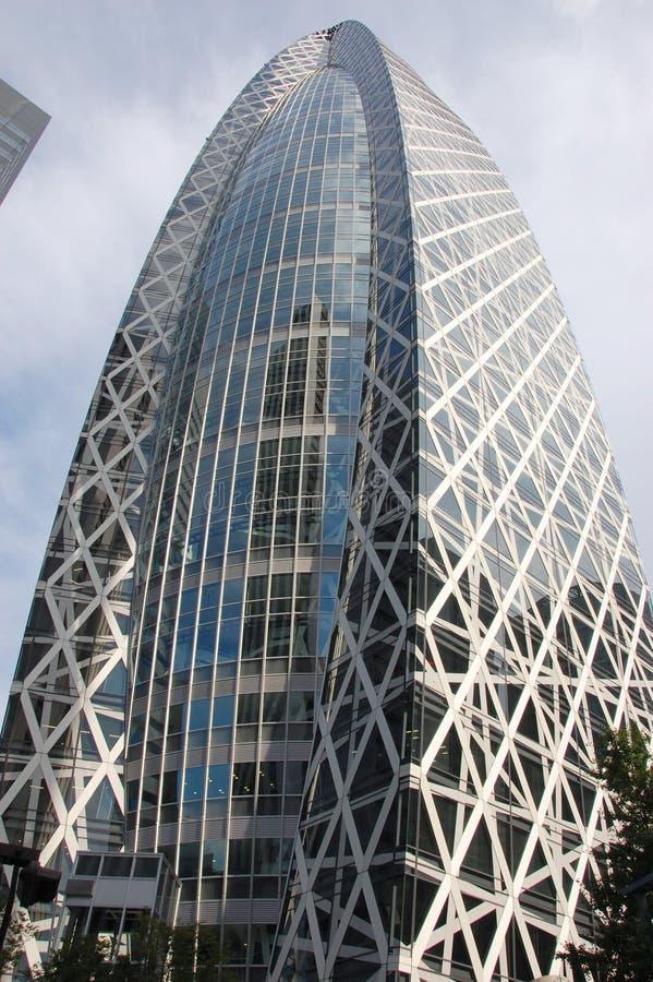 budynek Japan nowożytny Tokyo obrazy stock