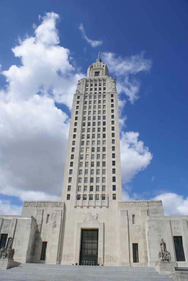 budynek kapitolu stanu Luizjana obraz stock