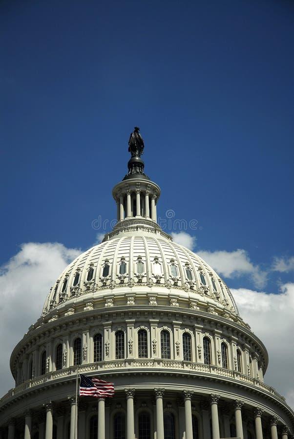 budynek kapitolu stany zjednoczone zdjęcia stock