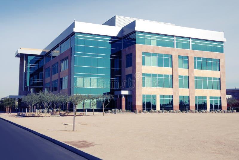 budynek nowoczesnej reklamy zdjęcie stock