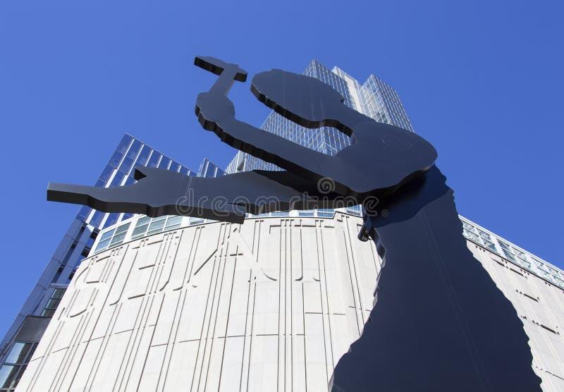 Budynek Seattle zdjęcia stock