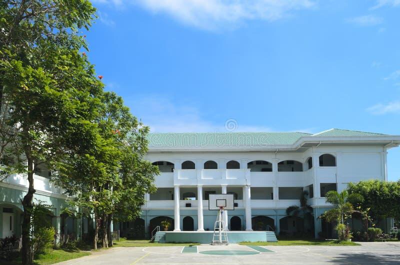 Budynek Szkoły fotografia stock