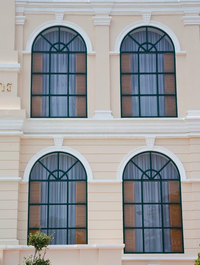 budynków okno obrazy stock