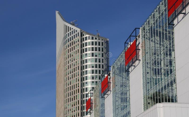 budynki biurowe obrazy royalty free