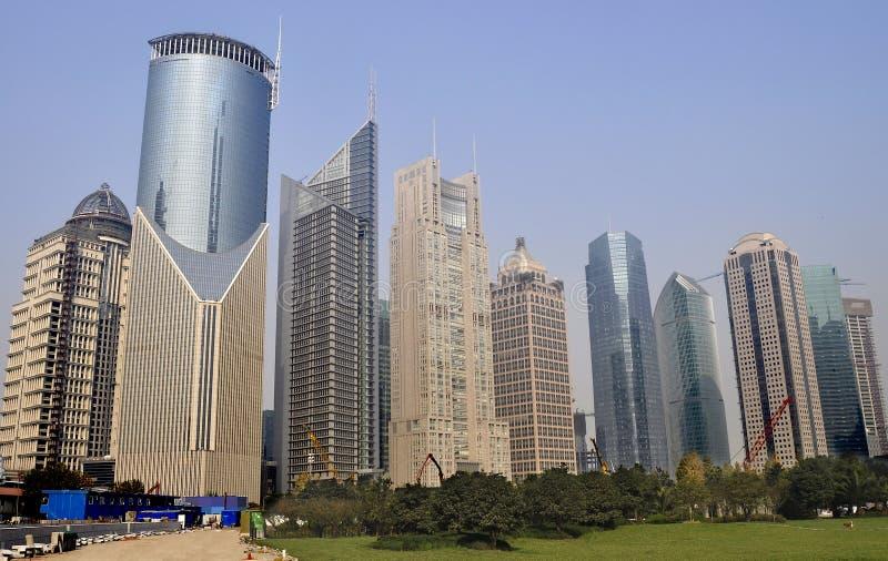 budynki biurowi zdjęcia royalty free