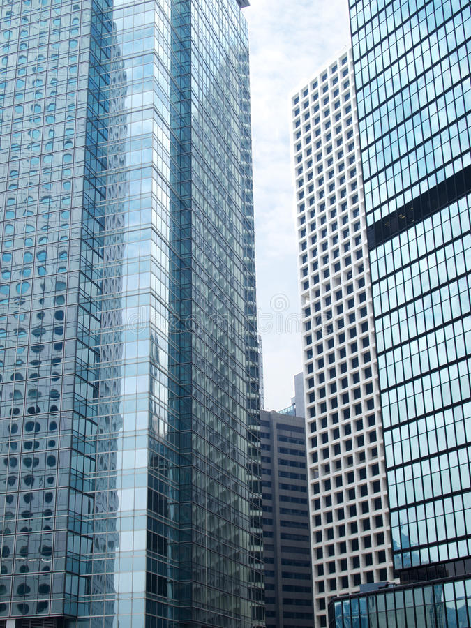 budynki biznesowi fotografia royalty free